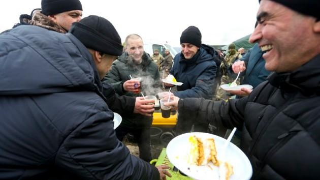 Обмін полоненими завершено: в Україну повернулися 76 осіб. Список імен, фото-1