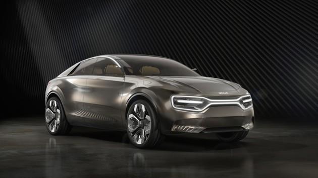 Вместо Sportage: Kia выпустит новый кроссовер Imagine в 2021 году
