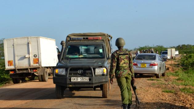 Кения. REUTERS/TM/MAR
