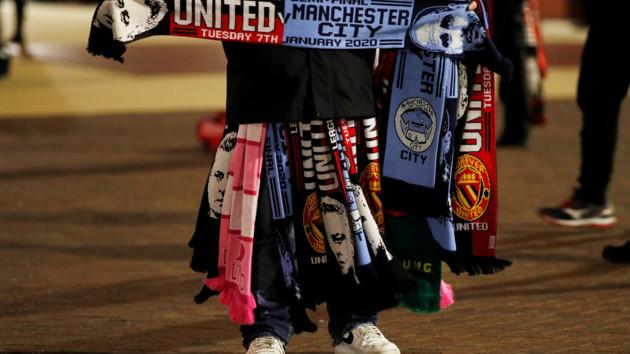 Манчестер Сити и Юнайтед