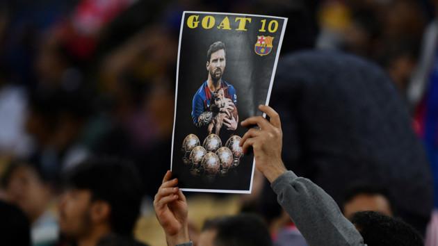 Месси - самый дорогой футболист сегодняшнего матча