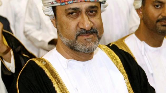 Хайсам бен Тарек Аль Саид / Фото REUTERS/Tariq AlAli