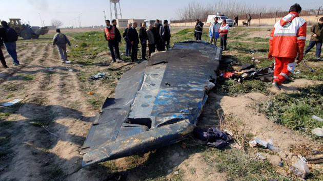 Авиакатастрофа самолета МАУ: Зеленский пригрозил Ирану международным судом