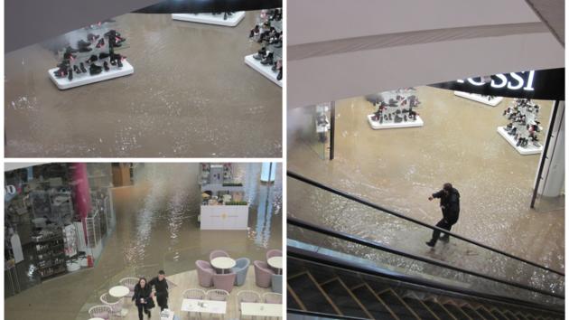 Затопленный Ocean Plaza