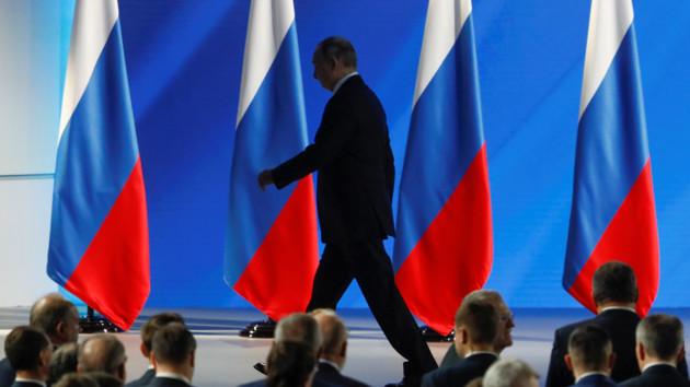 Володимир Путін. Фото: REUTERS/Shamil Zhumatov