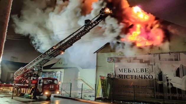 Фото: ГУ ГСЧС в Киевской области