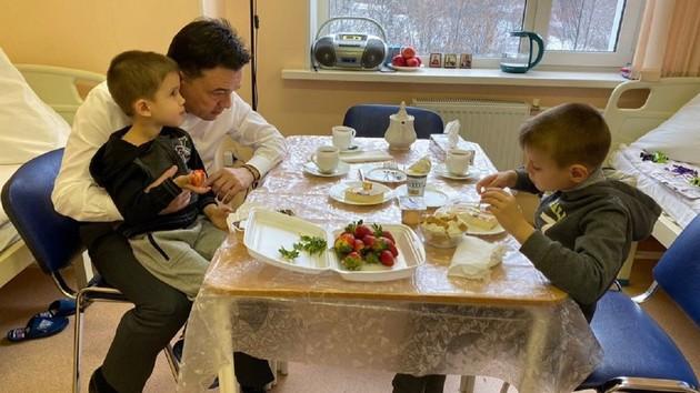 Губернатор Московской области Андрей Воробьев. Фото: instagram.com/andreyvorobiev