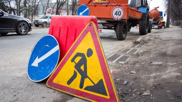 В Киеве на месяц частично перекроют путепровод на Полярной