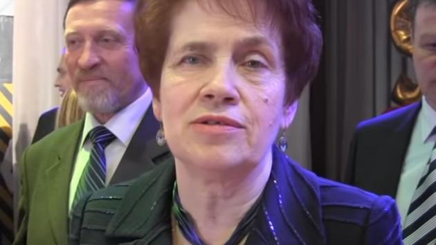 Людмила Янукович. Фото: скріншот