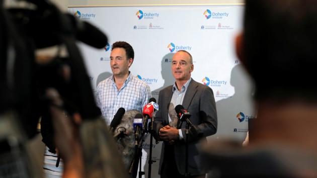 Австралийские ученые. Фото: REUTERS/ak/KV