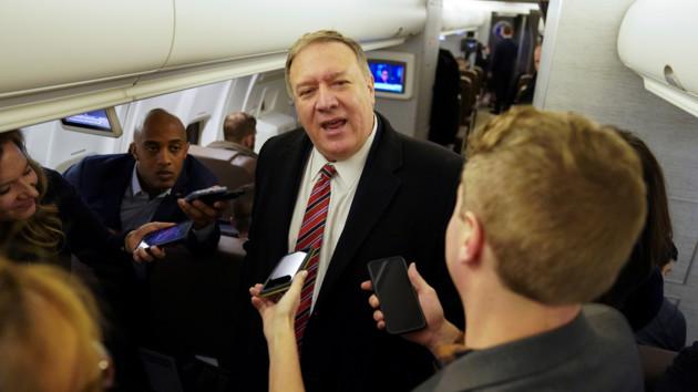 Помпео рассказал, как США предлагали помощь Ирану в борьбе с коронавирусом