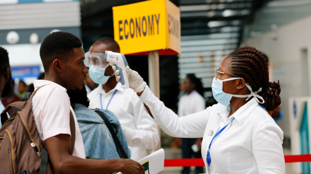 Фото: REUTERS/Francis Kokoroko