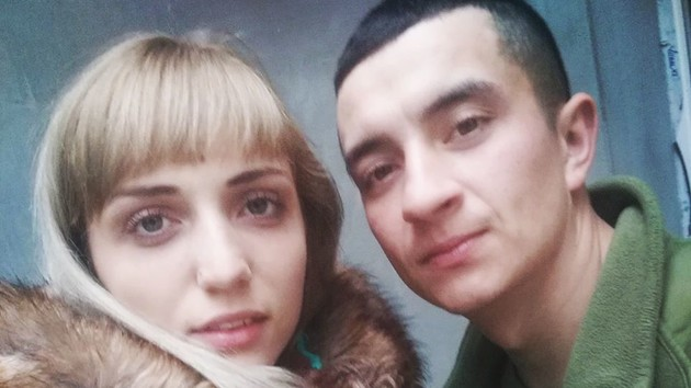 Анастасия и Дмитрий Столяр