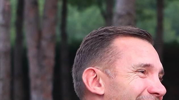 Андрей Шевченко и Алексей Михайличенко