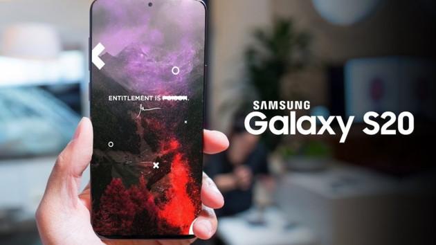 Samsung Galaxy S20 Unpacked: онлайн презентация смартфонов