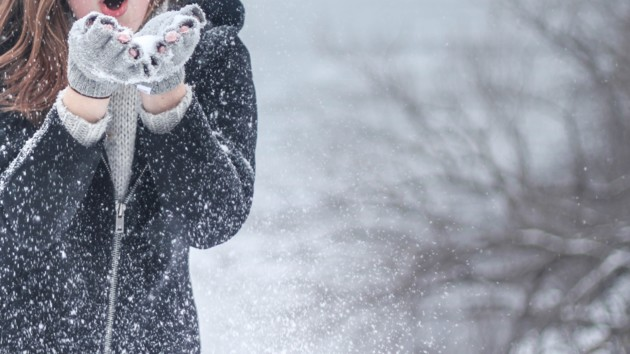 Киев накроет дождь с мокрым снегом
