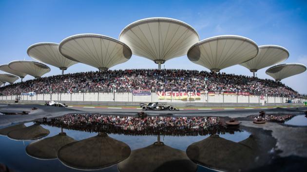 Формула-1 в Китае