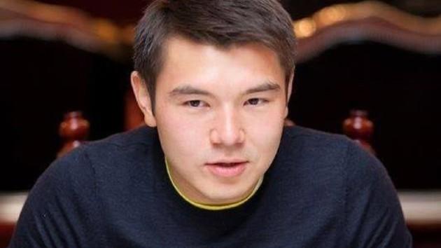 Айсултан Назарбаєв. Фото: facebook.com/aisultan.nazarbayev