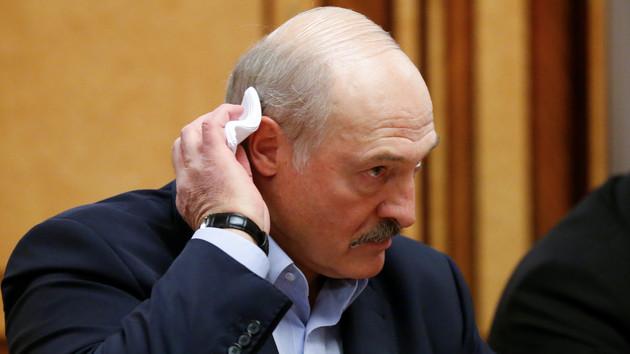 Александр Лукашенко. Фото: Alexander Zemlianichenko/REUTERS