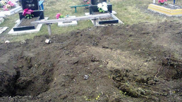 В Умани ищут, где похоронили умершего американца с коронавирусом