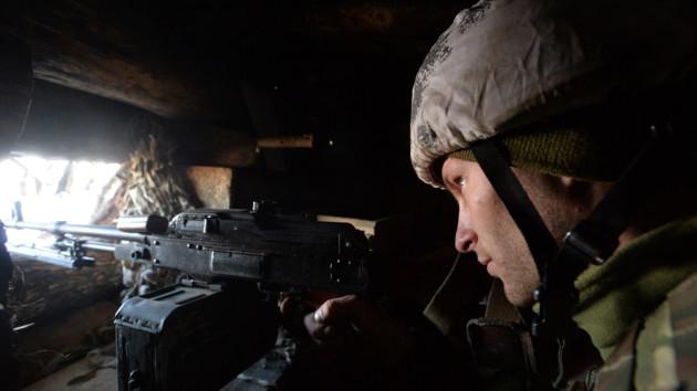 Один вражеский обстрел и потери боевиков: как прошли сутки на Донбассе