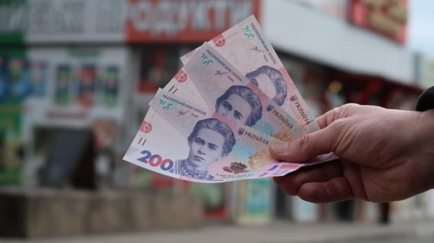 """Эксклюзивный репортаж """"Сегодня"""": как украинцы реагируют на новые 200 гривен"""