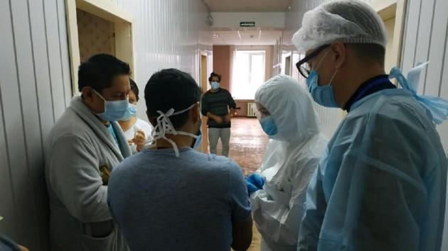 Изоляция в Новых Санжарах: стали известны результаты тестов на коронавирус