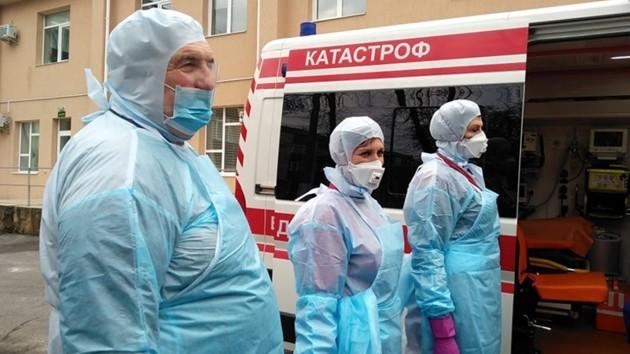 Коронавирус и карантин в Украине: что известно о заболевших на 26 марта