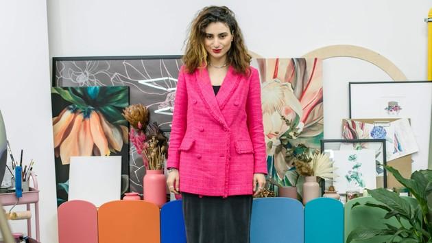 Лилит Саркисян: Профессия художника - это полноценный бизнес, и работает он по правилам любой другой компании