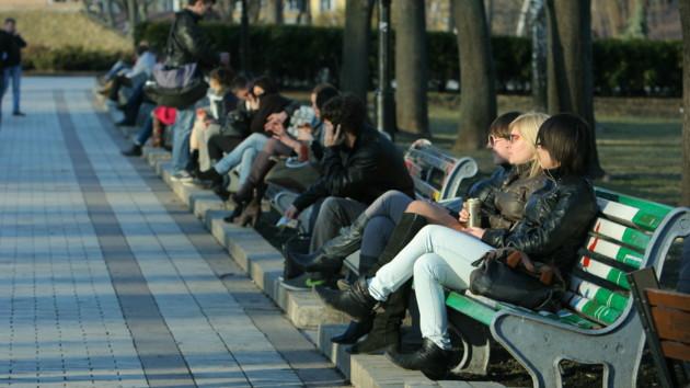 На смену дождям придет солнце: какая погода ждет киевлян