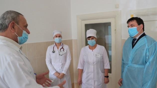 Стало известно, куда отправят больных на коронавирус в Херсоне