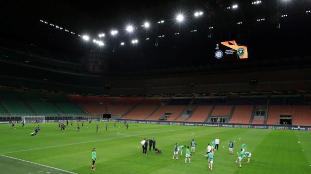 """""""Интер"""" обвинили в том, что они отказались играть с """"Ювентусом"""" в понедельник"""