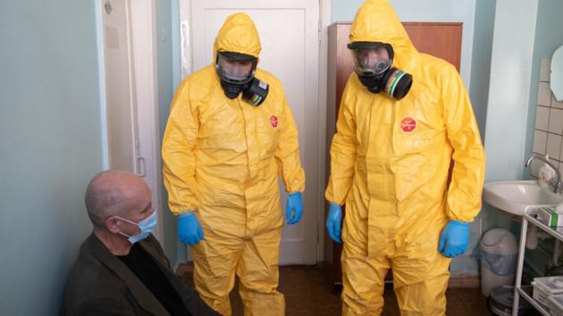 Киев не планируют закрывать из-за коронавируса