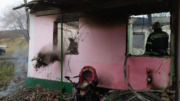 В Черновицкой области заживо сгорели мать и трое детей: названа причина