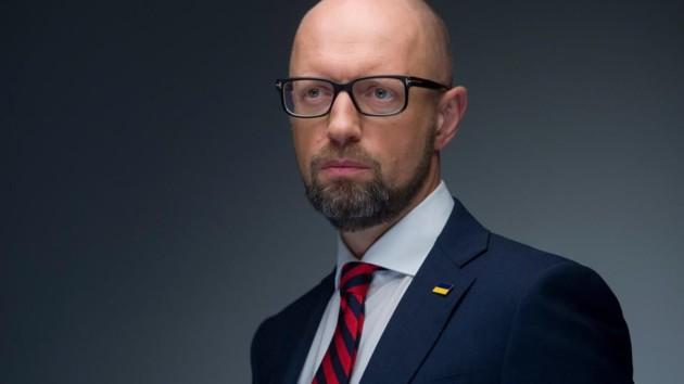 Яценюк: Украина должна стать частью Инициативы трех морей