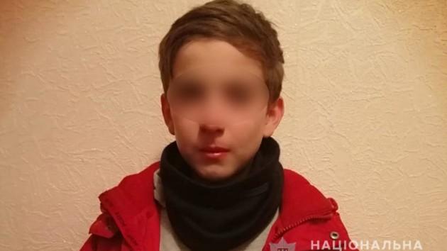 В Киеве нашли 13-летнего подростка, сбежавшего из центра реабилитации