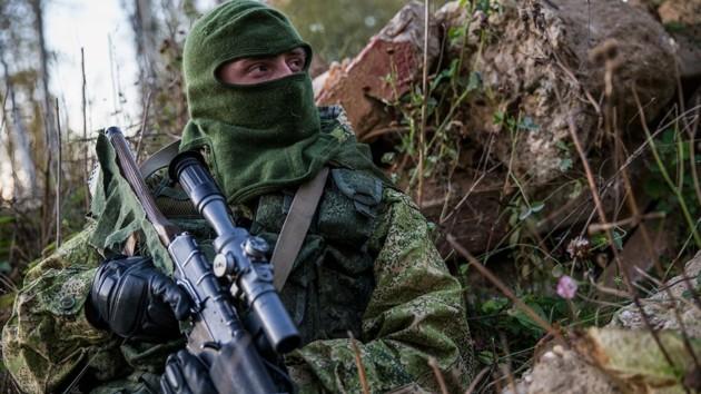 Работал снайпер: украинские военные понесли потери на Донбассе