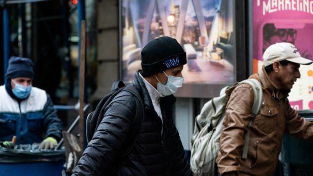 За прошедшие сутки на планете коронавирусом заразились почти 14 тыс. человек