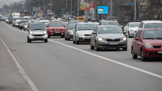 Пробки в Киеве: где ремонтируют дороги и какие улицы лучше объезжать
