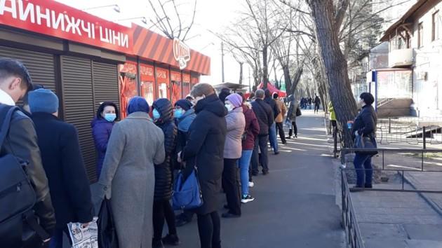 Остановка транспорта в Киеве: появились схемы специальных маршрутов