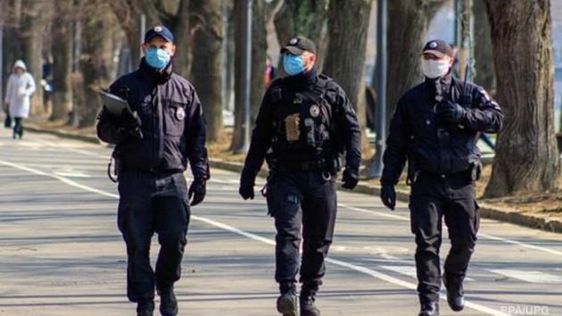COVID-19 в Украине: Нацполиция будет устанавливать всех «контактных» с зараженными