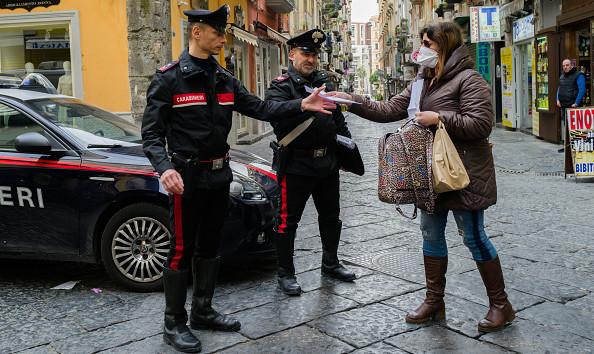 В Италии резко возросло число умерших от коронавируса