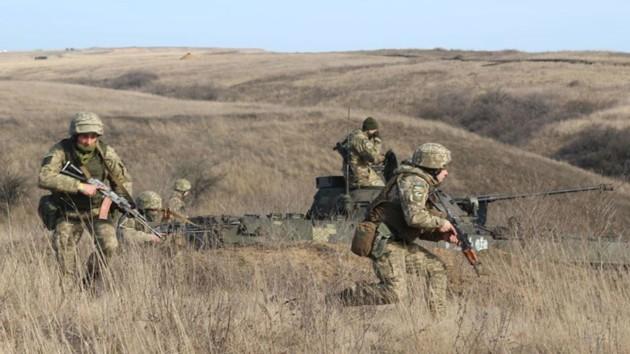 """На Троицу на Донбассе боевики нарушили """"тишину"""" один раз"""