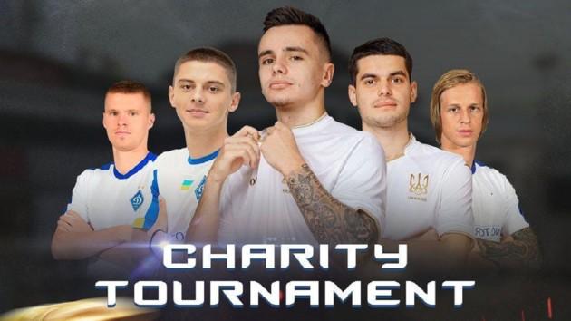 Украинские футболисты примут участие в благотворительном кибертурнире против коронавируса