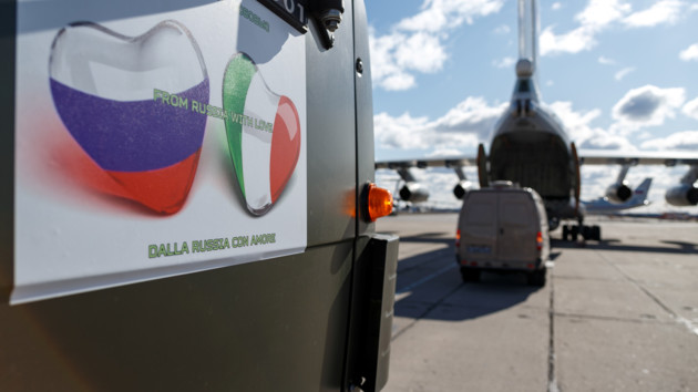Попиарились на вирусе: помощь Италии от России оказалась бесполезной