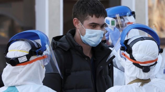 COVID-19 в Сумской области: люди заразились на работе