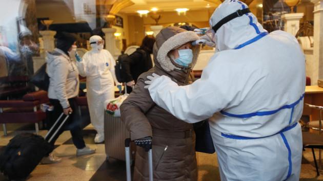 Коронавирус в Украине: карта заболевших по регионам за 29 марта