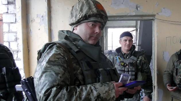 Наев: Вероятность угрозы российских войск со стороны Крыма преувеличена