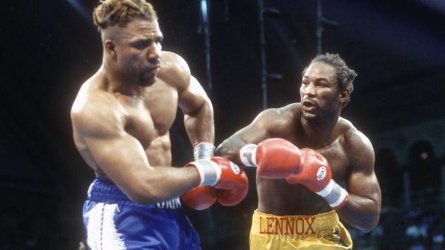 """Крушение боксера, """"отрезавшего"""" голову Кличко: сегодня - годовщина яркого боя Льюис - Бриггс"""
