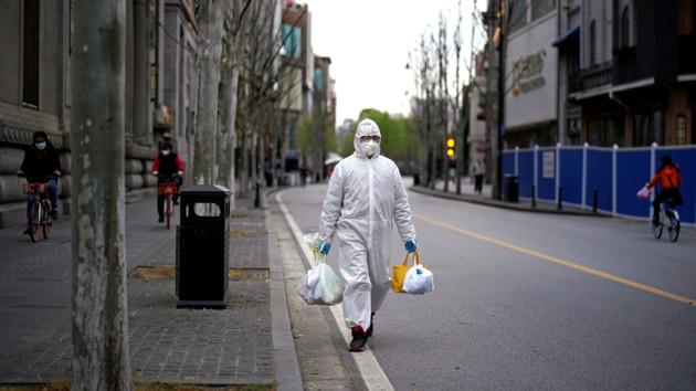 В Китае за сутки в материковой части страны не зарегистрировано смертей из-за коронавируса
